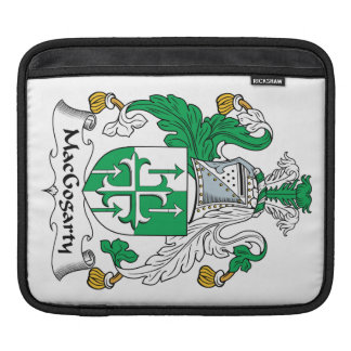 MacGogarty Family Crest Sleeves For iPads