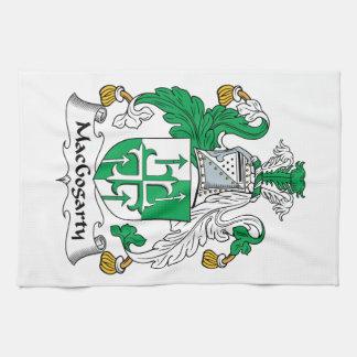MacGogarty Family Crest Towel