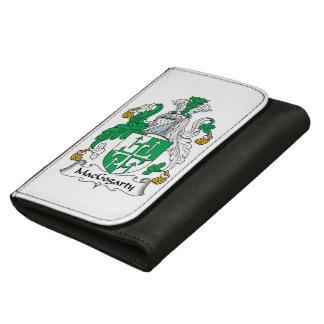 MacGogarty Family Crest Wallet For Women