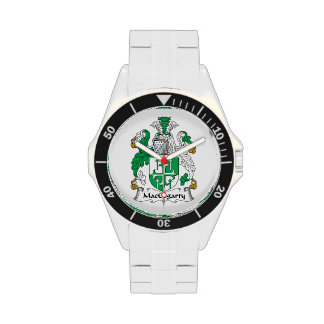 MacGogarty Family Crest Wrist Watches