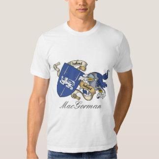 MacGorman Family Crest Shirt