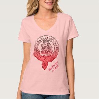 MacGregor c-LASS Pink V-Neck T-Shirt