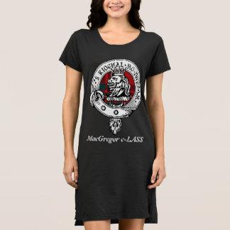 MacGregor c-LASS T-Shirt Dress Black
