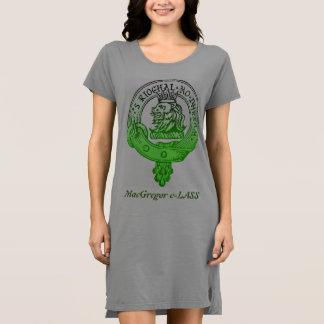 MacGregor c-LASS T-shirt Dress Green