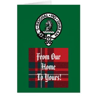 MacGregor Christmas Cards