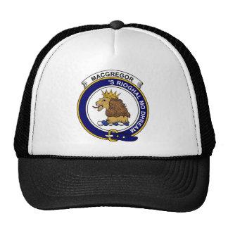 MacGregor Clan Badge Mesh Hat