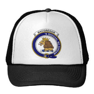 MacGregor Clan Badge Mesh Hat