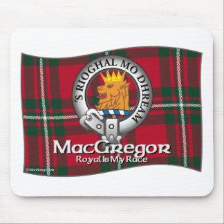 MacGregor Clan Mouse Pad