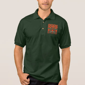 Macgregor clan Plaid Scottish tartan Polo Shirt