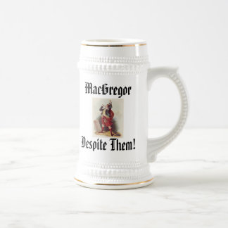 MacGregor Despite Them!, Beer Stein
