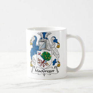 MacGregor Family Crest Coffee Mug