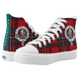 MacGregor HighTops W/BADGE Select Appropriate Size High-Top Sneakers