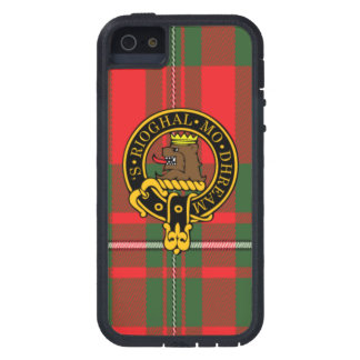 Macgregor Scottish Crest and Tartan iPhone 5/5S iPhone 5 Cover