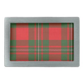 Macgregor Scottish Tartan Belt Buckle