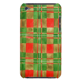 MacGregor Tartan Barely There iPod Cover