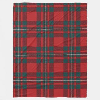 MacGregor Tartan Fleece Blanket