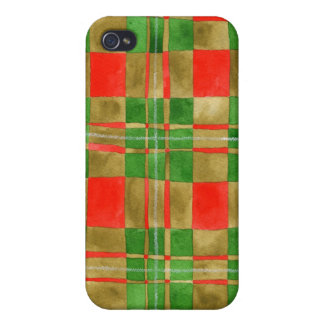 MacGregor Tartan iPhone 4 Case