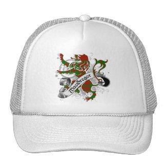 MacGregor Tartan Lion Trucker Hat