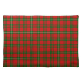 MacGregor Tartan Cloth Placemat