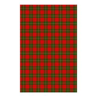 MacGregor Tartan Stationery Paper