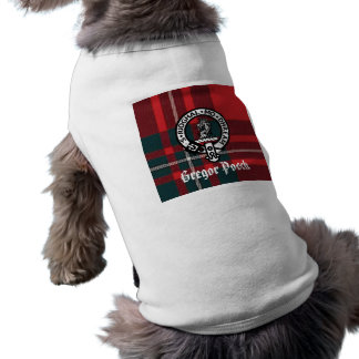 MacGregorPlaid, Gregor Badge, Gregor Pooch T-Shirt