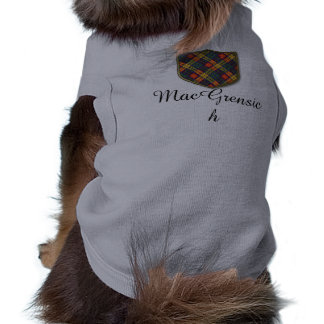 MacGrensich clan Plaid Scottish kilt tartan T-Shirt