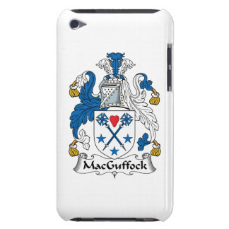 MacGuffock Family Crest Case-Mate iPod Touch Case