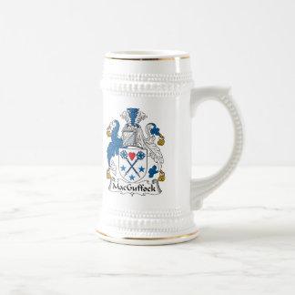 MacGuffock Family Crest Coffee Mug