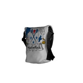 MacGuffock Family Crest Messenger Bag