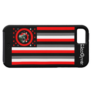MacGyvers Flag iPhone SE/5/5s Case