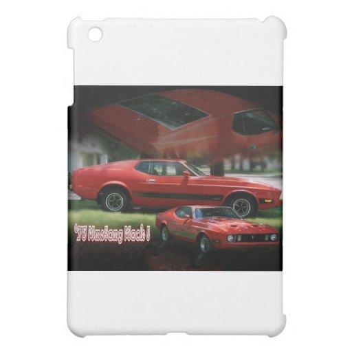 Mach 1973 del mustango de Ford I