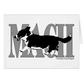 MACH Cardie Card