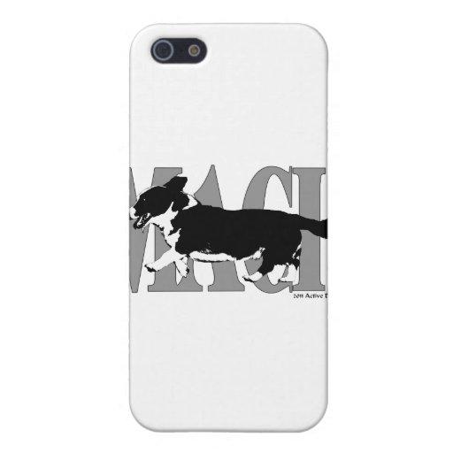 MACH Cardie iPhone 5 Carcasa