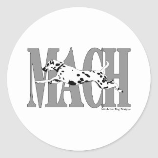 MACH Dal Pegatinas