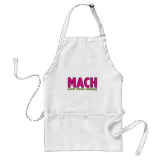 MACH- Live Your Dream Adult Apron