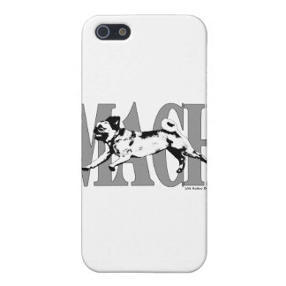 MACH Pug2 Cases For iPhone 5