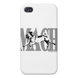 MACH Pug2 iPhone 4/4S Cover