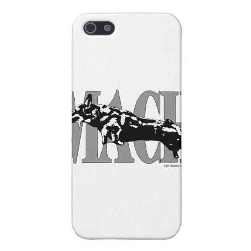 MACH PWC iPhone 5 CARCASAS