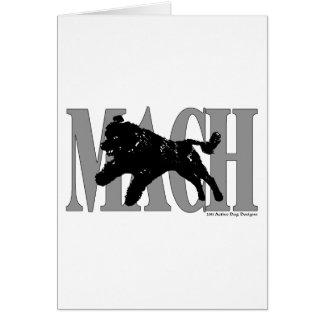 MACH PWD CARD