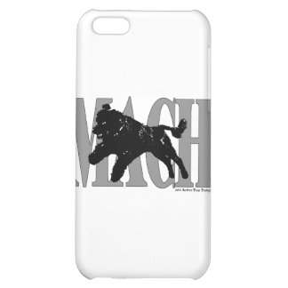 MACH PWD iPhone 5C CASES