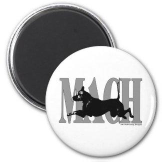 MACH Ridgeback 2 Inch Round Magnet