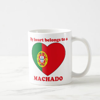 Machado Coffee Mug