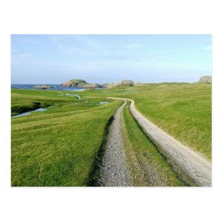 Machair, Isle of Iona Postcards