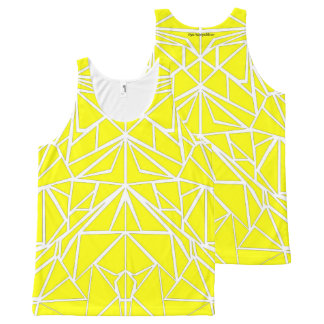 Machaon #2 All-Over-Print tank top