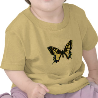 Machaon de Papilio Camisetas
