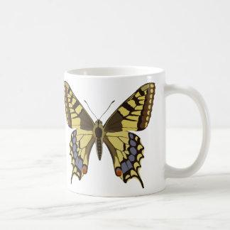 Machaon de Papilio Taza
