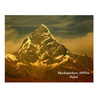 Machapuchare Postcard