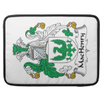 MacHenry Family Crest Sleeve For MacBook Pro