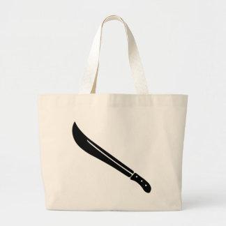 Machete Large Tote Bag
