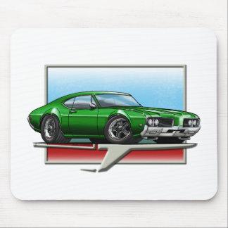 Machete verde 1969 tapete de raton